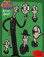 Meet Berwyn Jones! by fitzsanchez