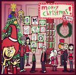 Merry Christmas 2018! by fitzsanchez