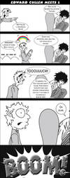 Edward Cullen Meets L by pippin1178