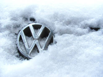snow volkswagen by 9Phoenix9