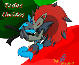 Todos unidos by SonicTHW93