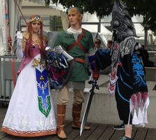The Legend of Zelda Zant Cosplay #005 by LaraWegenaerArts