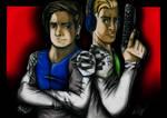 8Bit-Gaming Fanart by LaraWegenaerArts