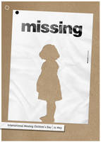 International Missing Children by deviantonis