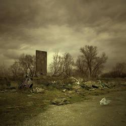Rotting Garden by Karezoid