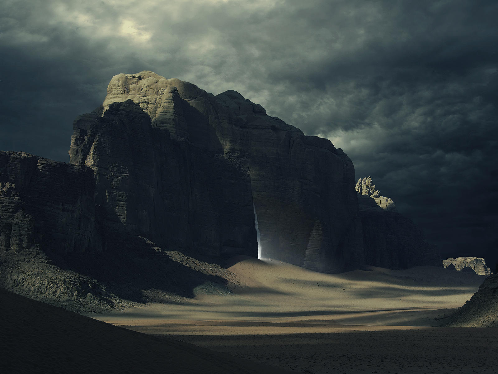 Xanthe Terra Wallp by Karezoid