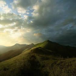 Quiet Sun by Karezoid