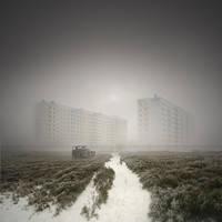 Hydroxizinum City by Karezoid