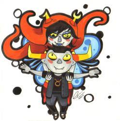 FLY PUPA FLY by Alice-sama