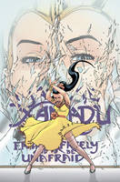 Madame Xanadu Cover 23 by Tentopet