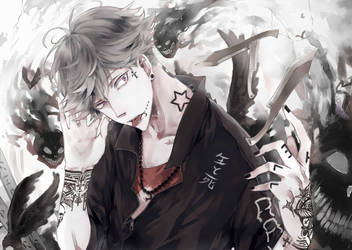 AnNoYinG_DeaTH:undertaker by Oujiji