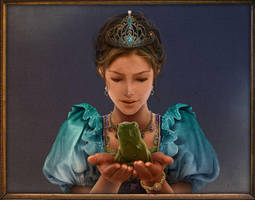 Cinderella Princess Agnes Koch (The Exiled Prince) by Moon-Shadow-1985