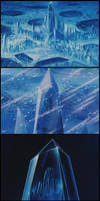 Crystal Palace's Main Spire by Moon-Shadow-1985