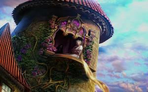 Ballad of Rapunzel Main Screen by Moon-Shadow-1985