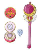 Sailor Moon 2nd Arc Items (SMC) by Moon-Shadow-1985