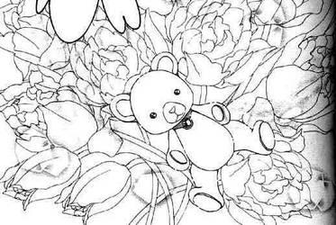 Teddy-Bear Brooch (Manga) by Moon-Shadow-1985
