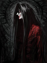 modern Dracula by TrizDarmon