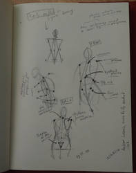 Reilly Method practice sketches by kelley-a