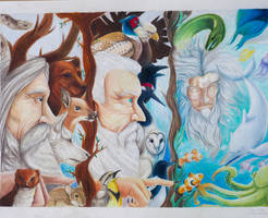 The Three Kings by kelley-a
