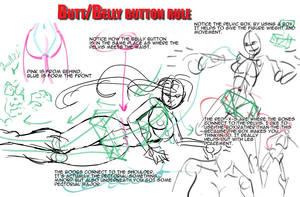 Butt Bellybutton rule by OrenK