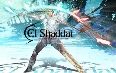 El Shaddai: Ascension of the Metatron by gamergaijin