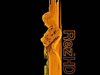 Rez HD by gamergaijin