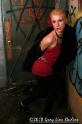 Jessica Dole by Gray-Line-Studios