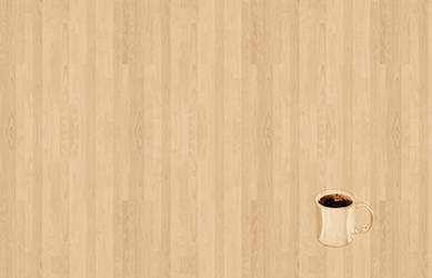 Wood coffee cup2 by gnrbishop