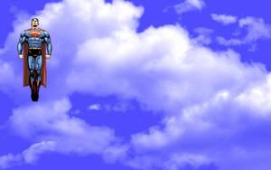 Superman-Sky by gnrbishop
