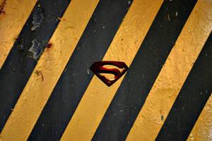 warning superman by gnrbishop