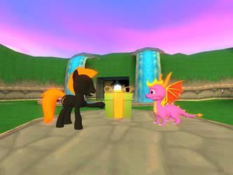 Happy Birthday Spyro by TGerror