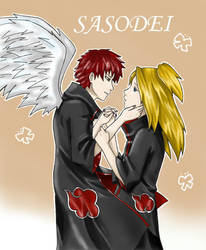 SasoDei: I'm with you... by ninjagirl-rukai