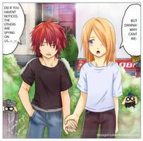Sasodei: Date request by ninjagirl-rukai