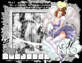 Al-Rio-Tribute Tag by Kira Designs by AlRioArt