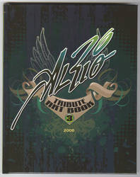 Al Rio Tribute Art Book Volume 3 by AlRioArt
