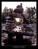 Standing Stones by AeonOfTime