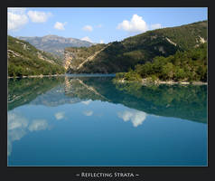 Reflecting Strata by AeonOfTime