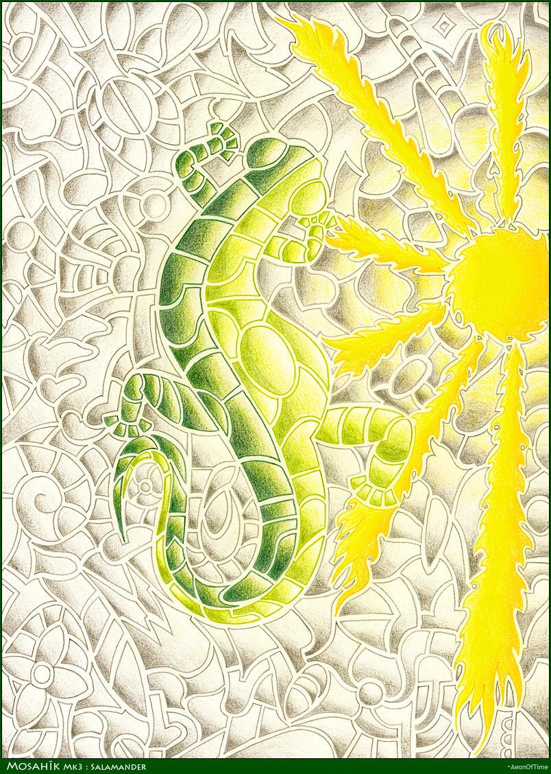 Mosahik Mk3 :: Salamander by AeonOfTime