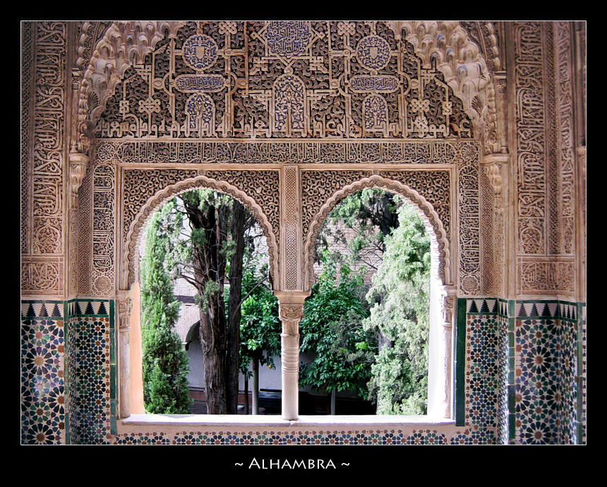 Alhambra by AeonOfTime