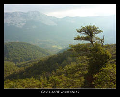 Castellane wilderness by AeonOfTime