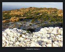 Quartz Snow by AeonOfTime