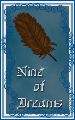 Nine of Dreams by aalyvewyyre