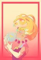 Toon Zelda by AssortedA-Art