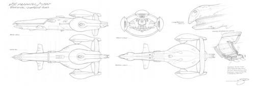 Lightship Concept Art by mavartworx