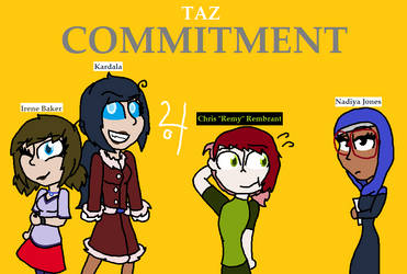 Commitment by SirusValleria