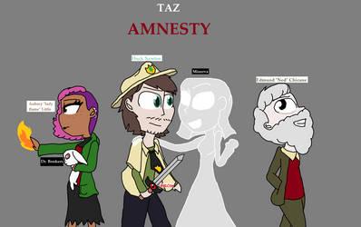Amnesty by SirusValleria