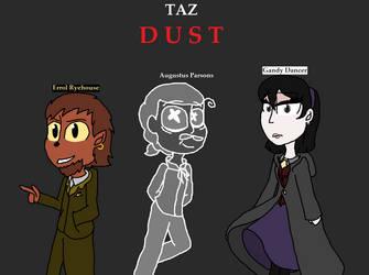 Dust by SirusValleria