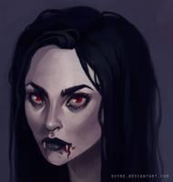 Vampire by svyre