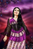Gypsy Queen by SilkyWays