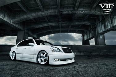 VIP Style Lexus LS430 by SteveDemmitt